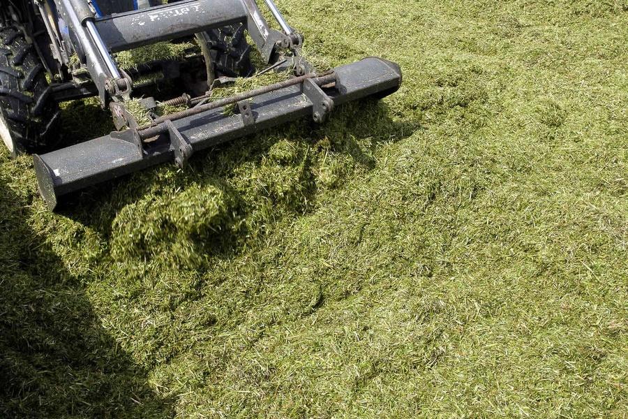 Prairies, réussir la conservation de son herbe en ensilage