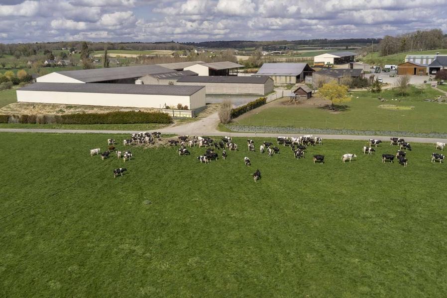 FERMES LG PROGRÈS : les silos d'ensilage de maïs 100 % HDi