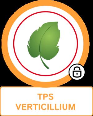 TPS verticillium